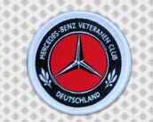 Patch gewebt Biker 002