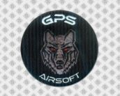 Patch gestickt Paintball Airsoft 004