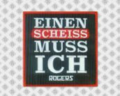 Patch gestickt Musiker Bands 008